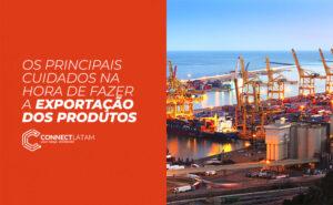 Exportação de produtos