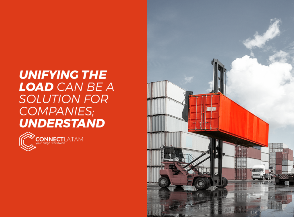Load unitization optimizes time and generates savings for companies