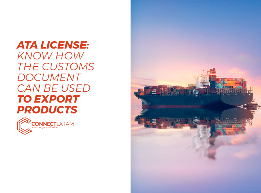 Countries that use ATA CARNET facilitate the process of exporting products