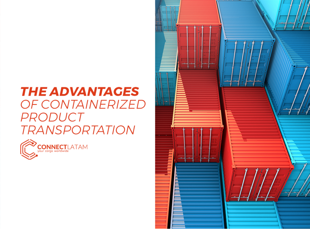 Containers have been used in various logistics operations